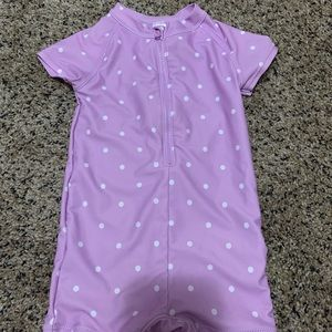 Baby old navy swimsuit
